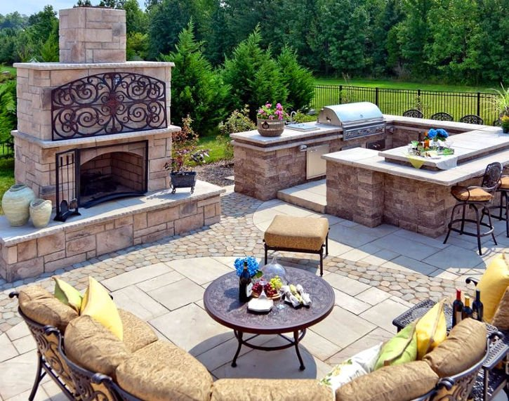 firepits and bbq